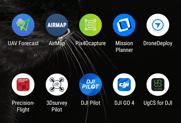 drone-apps